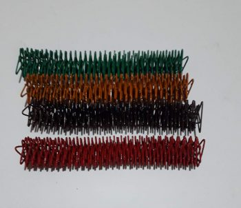 Су джок. Массажер -Эластичный стержень пружинный ( цветные)