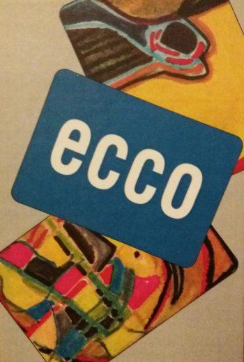 """Карты метафорические """"ECCO"""""""
