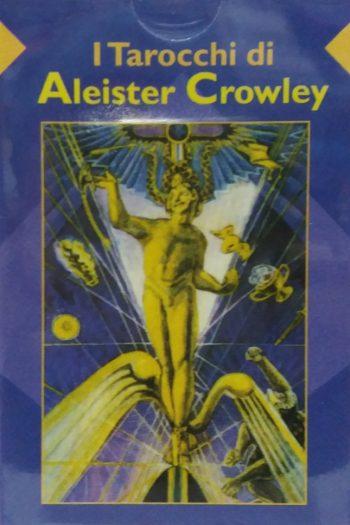 """Карты Таро. Таро Тота """"I Tarocchi di Aleister Crowley"""""""