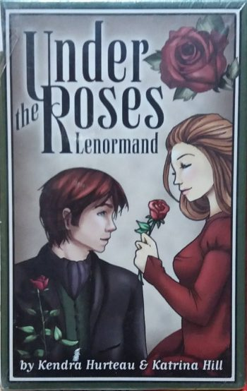 """Карты гадальные Ленорман """"Under the roses lenormand"""""""