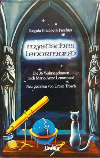 """Карты гадальные Ленорман """"Mystisches Lenormand"""""""