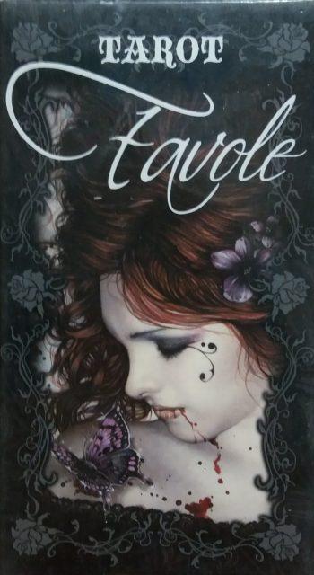 Карты Таро. Tarot Favole (Таро Легенд)
