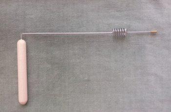 Рамка для биолокации/лозоходства. Спираль-цилиндр