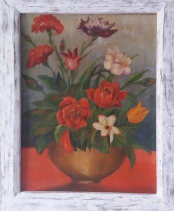 """Картина маслом """"Квіти"""""""